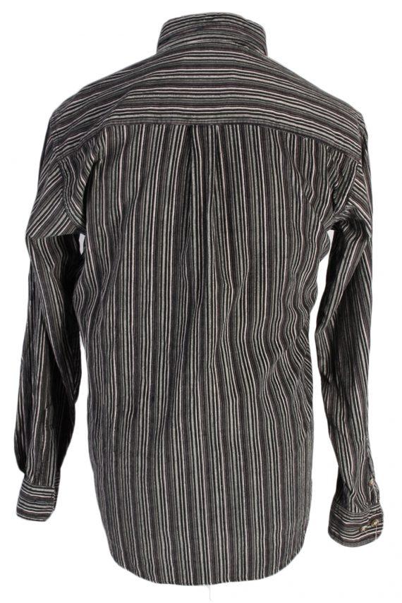 Vintage Super Speed Corduroy Striped Shirt - L Multi - SH2863-52376