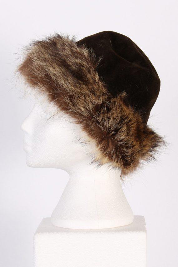 Vintage Unisex Russian Cossack Hat - XS Multi - HAT084-56295