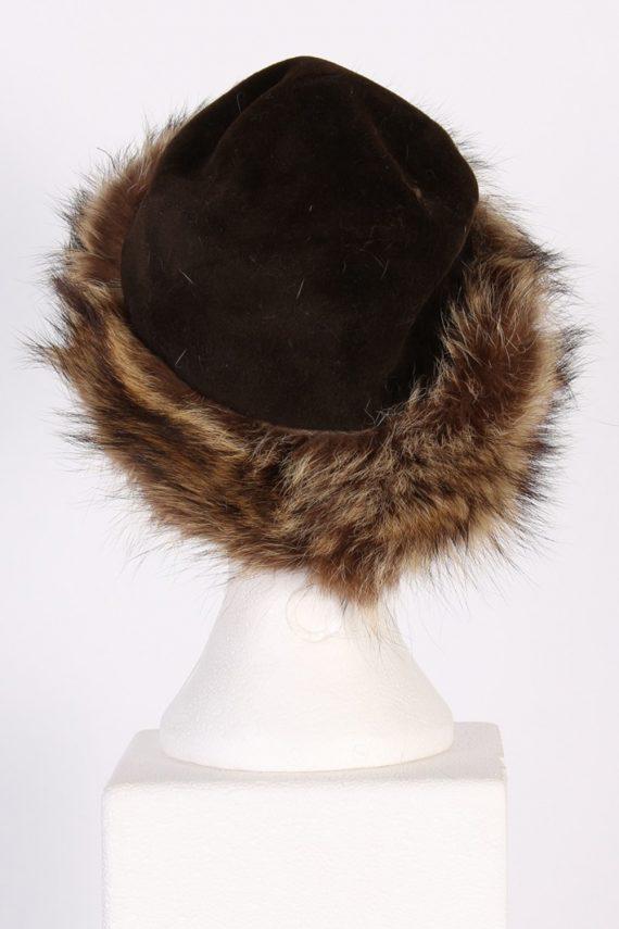 Vintage Unisex Russian Cossack Hat - XS Multi - HAT084-56296
