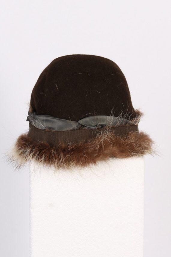 Vintage Unisex Russian Cossack Hat - XS Multi - HAT084-56297