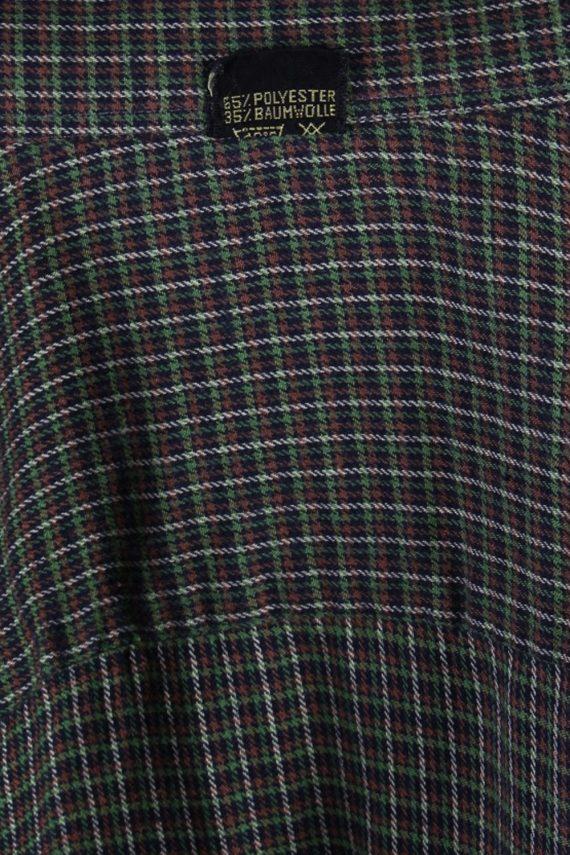 Vintage Lord Mens Flannel Shirt - XXL Multi - SH3013-55430