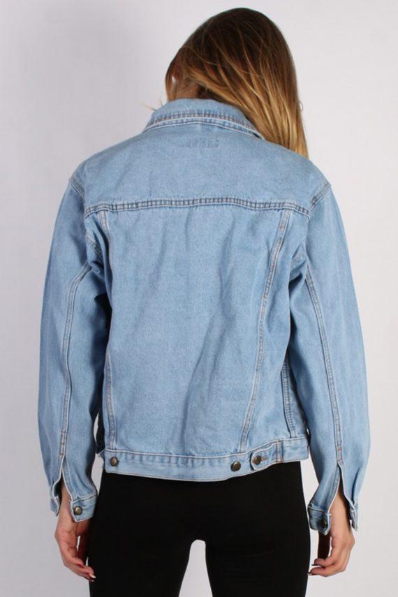 Vintage MC Orvis Unisex Denim Jacket L Blue -DJ1271-53702