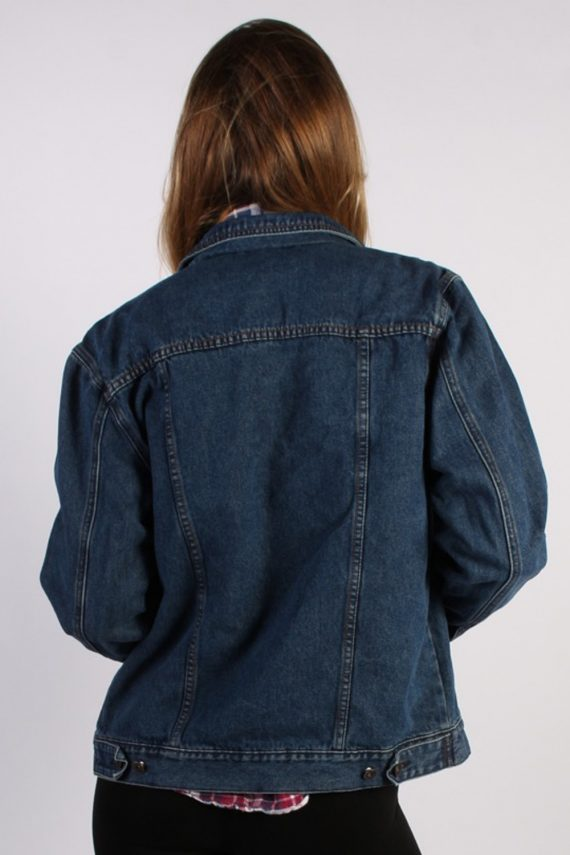 Vintage Original Weark Unisex Denim Jacket M/L Navy -DJ1276-53719