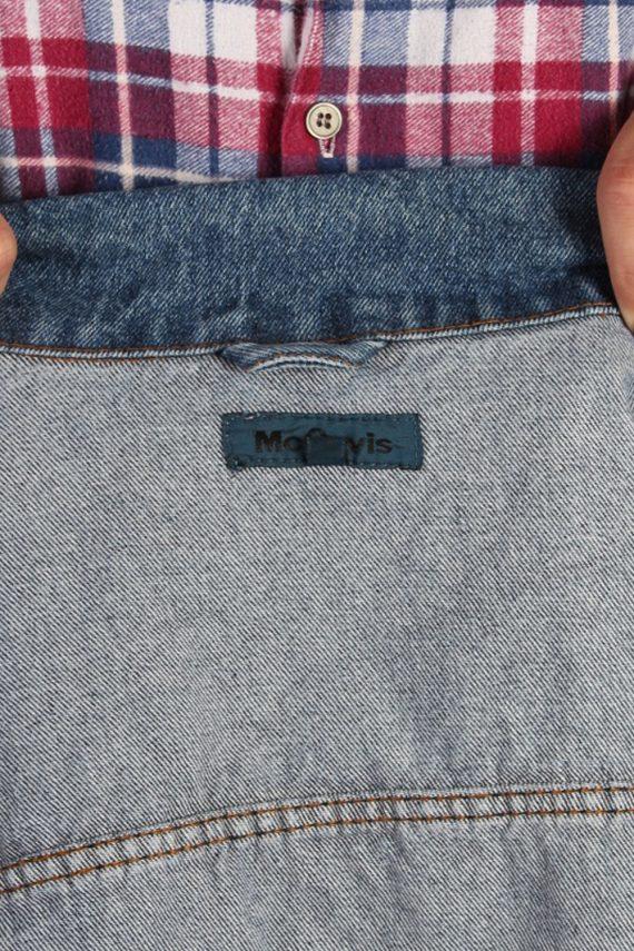 Vintage MC Orvis Unisex Denim Jacket M/L Navy -DJ1277-53725