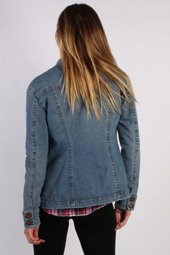 Vintage Z. Cavaricci Womens Denim Jacket L Blue -DJ1300-53816