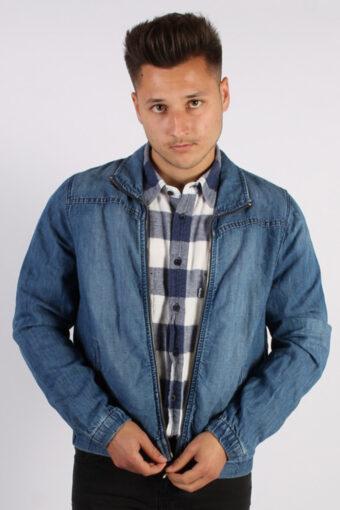 Tommy Hilfiger Denim Shirt Jacket Blue L