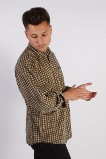 Vintage Wrangler Mens Checked Shirt - S , M Multi - SH2915-54573