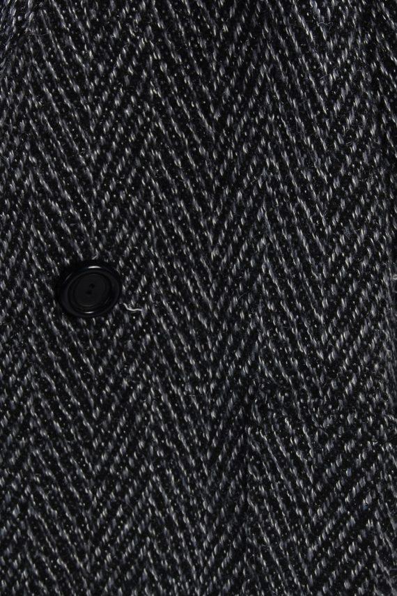 Vintage Other Brands Pattern Herringbone Coat Bust: 47 Multi -C626-56913