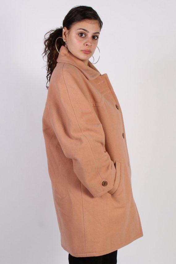 Vintage Other Brands Design Smart Coat Bust: 47 Baby Pink -C628-56919