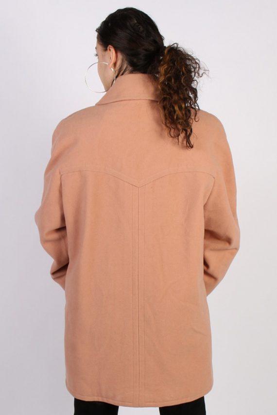 Vintage Other Brands Design Smart Coat Bust: 47 Baby Pink -C628-56920
