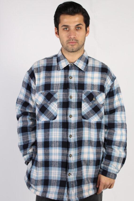 Vintage St. John's Bay Polar Flannel Shirt - XL Multi - SH3147-0