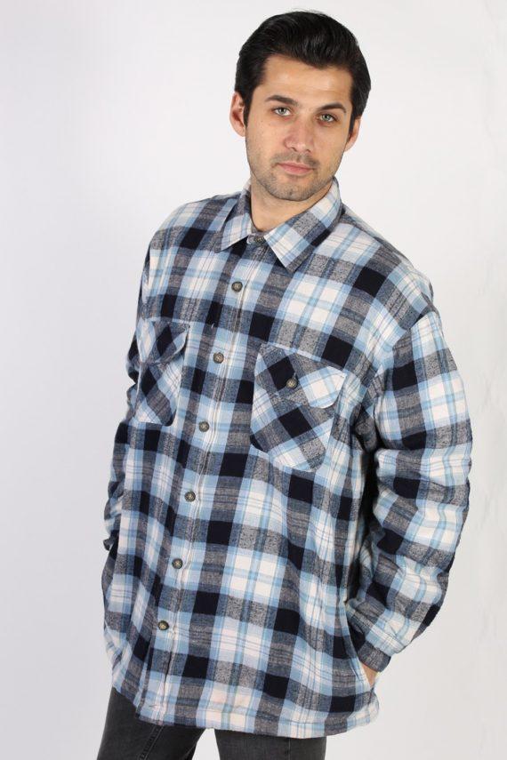Vintage St. John's Bay Polar Flannel Shirt - XL Multi - SH3147-71233