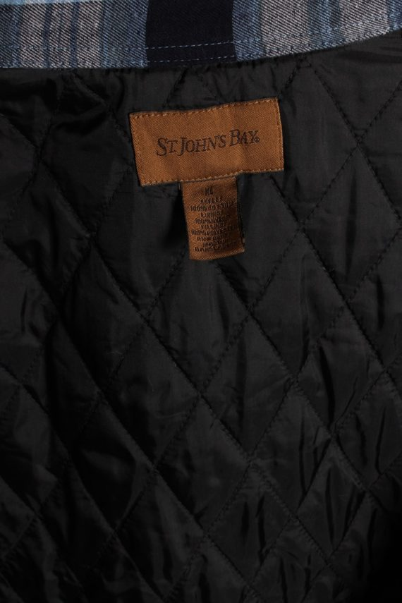 Vintage St. John's Bay Polar Flannel Shirt - XL Multi - SH3147-71235