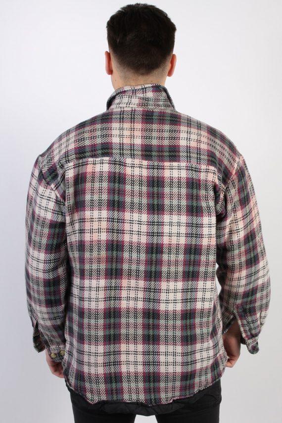 Vintage HK Polar Tartan Lumberjack Shirt - L Multi SH3231-74149