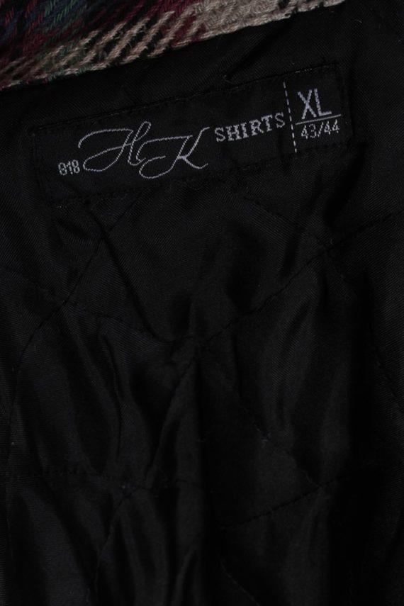 Vintage HK Polar Tartan Lumberjack Shirt - L Multi SH3231-74150