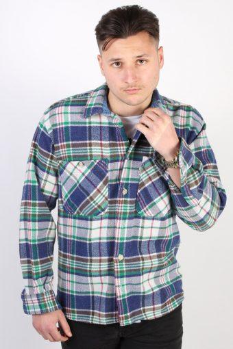 Levi's Plaid Lumberjack Check Shirt Multi S