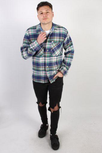 Vintage Levi's Plaid Lumberjack Check Shirt - S Multi SH3233-74157
