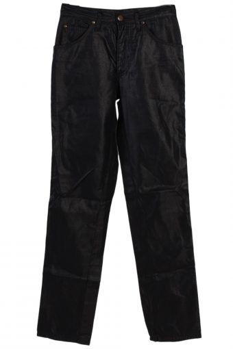 Shinny Wrangler 90's Womens Jeans 70's 90's Ladies Waist 27