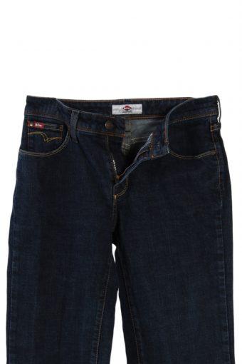 Vintage Lee Cooper Low Waist Womens Jeans Waist:28 Navy J2810-75558