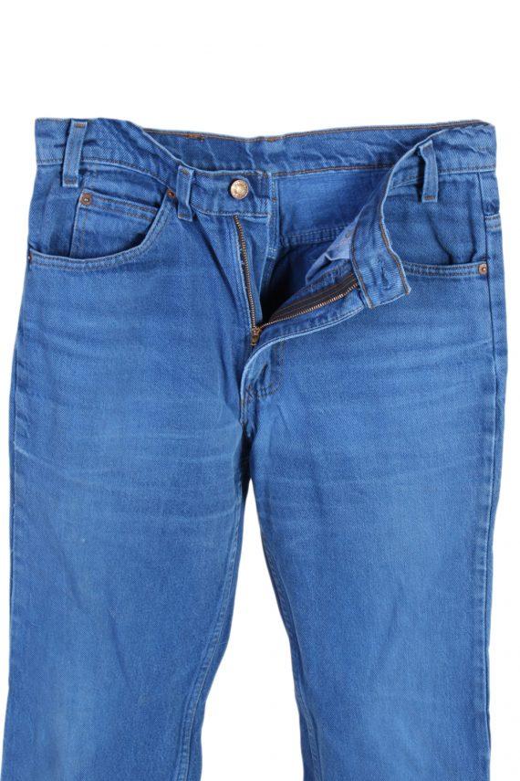 Vintage Levi's Orange Tag Coloured Jeans Waist:31 Blue J2905-75999