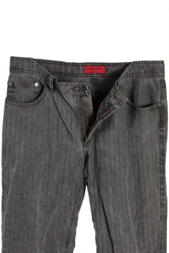 Vintage Pierre Cardin Casual Jeans Waist:35 Grey J2906-76003