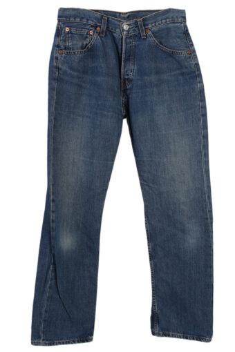 Levi's 590's Straight Fit Denim Jeans Mens W31 L32