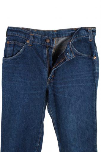 Vintage Levi's 630-0217 Mom Jeans Waist:32 Navy J3039-76588