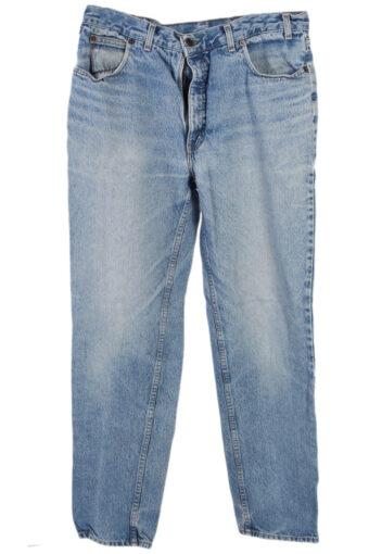 Levi's Straight Denim Jeans Mens W36 L33