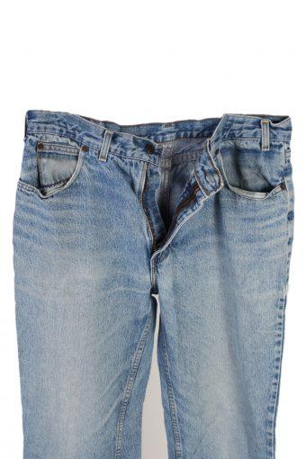 Vintage Levi's Faded Boyfriend Jeans Orange Tab Waist:35 Blue J3062-76680