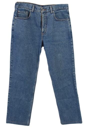 Levi's 631 Fit Guide Denim Jeans Mens W33 L28