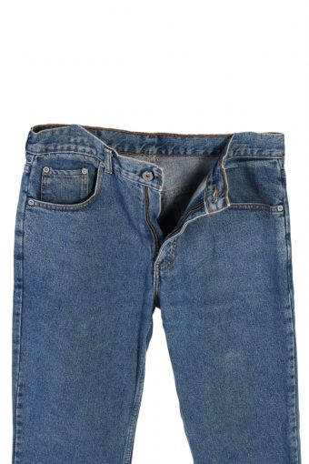 Vintage Levi's 631 Fit Guide Jeans Orange Tab Waist:33 Blue J3064-76688