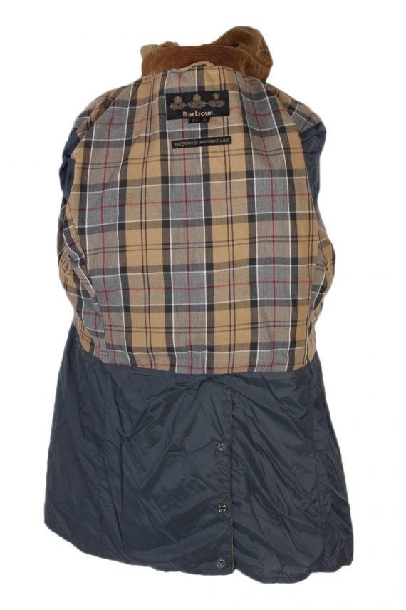Vintage Barbour Waterproof Jacket Coat Bust 43 Beige -C1174-79329