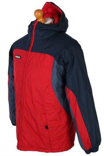 Vintage Columbia Outdoor Jacket Coat Chest 47 Red -C1233-78534
