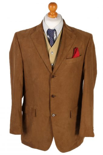 Pierre Cardin Blazer Jacket Brown XL