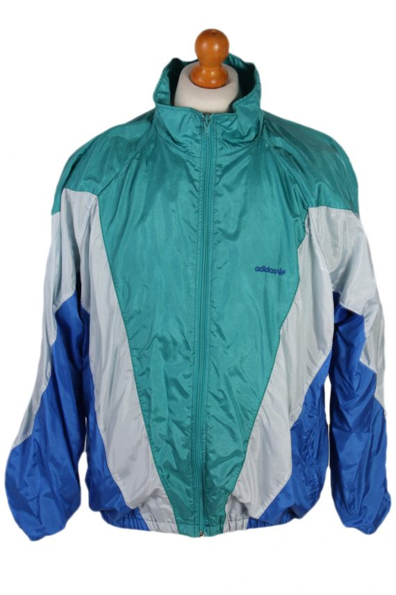 Vintage Adidas Shell Tracksuit Top L Multi -SW1839-0