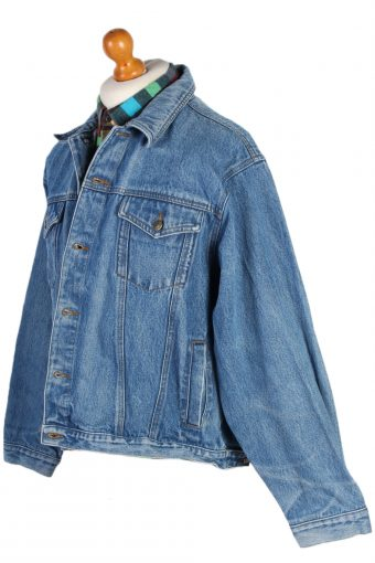Vintage DENIMco Trucker Denim Jacket XL Blue -DJ1423-81084