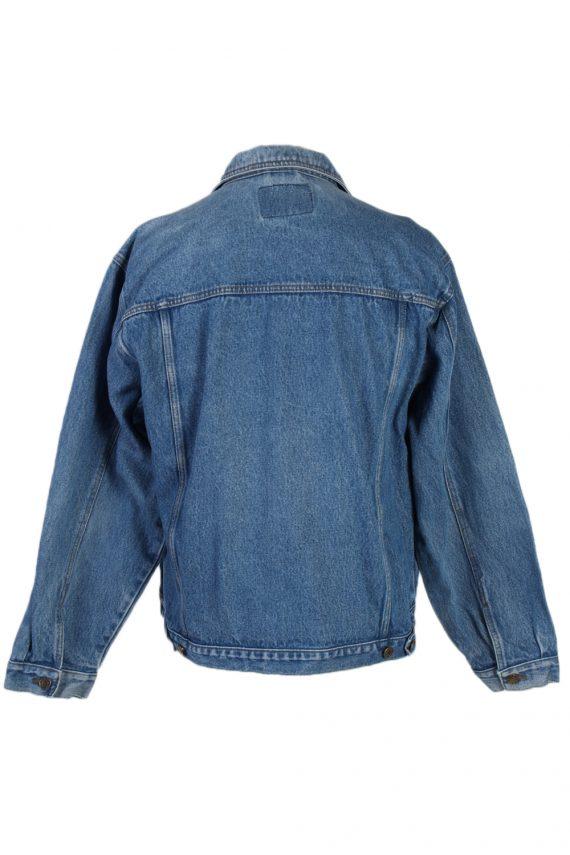 Vintage DENIMco Trucker Denim Jacket XL Blue -DJ1423-81085