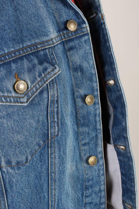 Vintage DENIMco Trucker Denim Jacket XL Blue -DJ1423-81086