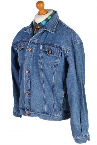 Vintage Southern Trucker Denim Jacket L Navy -DJ1426-81098