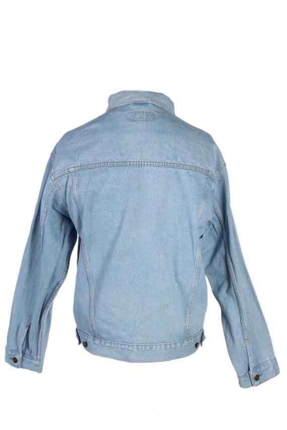 Vintage Face to Face Trucker Denim Jacket L Blue -DJ1429-81114