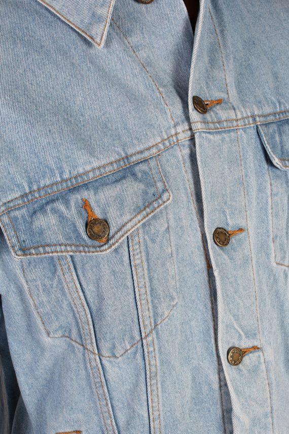 Vintage Face to Face Trucker Denim Jacket L Blue -DJ1429-81115
