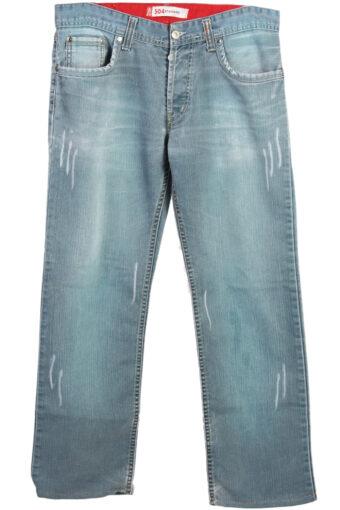Levi's 504 Standard Denim Jeans W33 L28