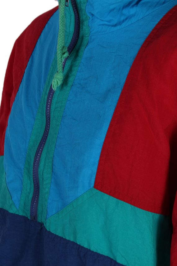 Vintage Marcel Clair Shell Tracksuit Top M Multi -SW1887-81070