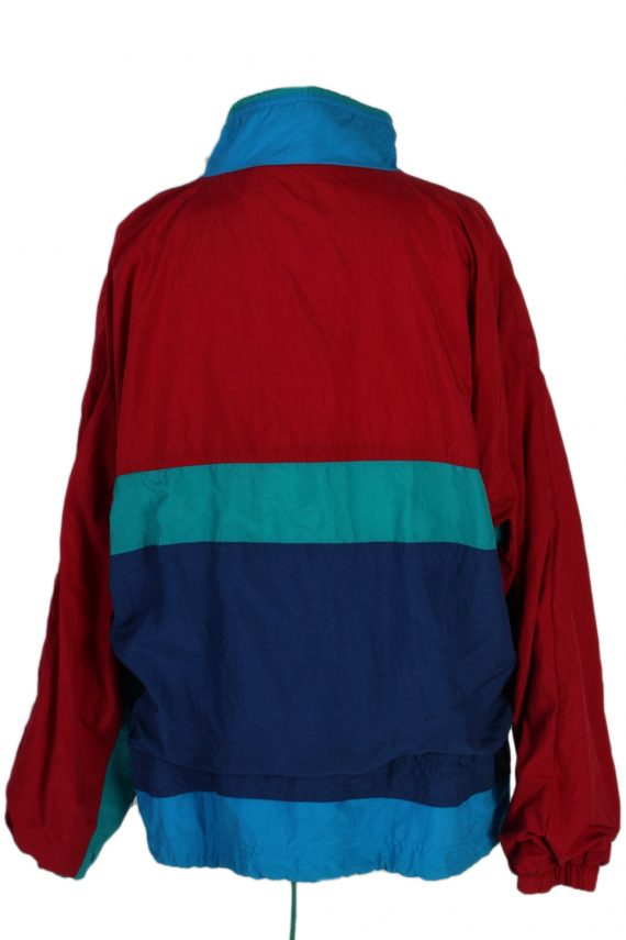 Vintage Marcel Clair Shell Tracksuit Top M Multi -SW1887-81071