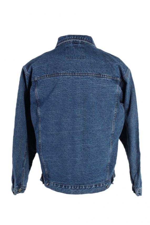 Vintage Efro Venlo Schoon Heel Gewooni Denim Jacket XL Blue -DJ1472-82814