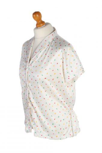Vintage Fmodel No Sleeve Abstract Shirt L Multi LB082-82501