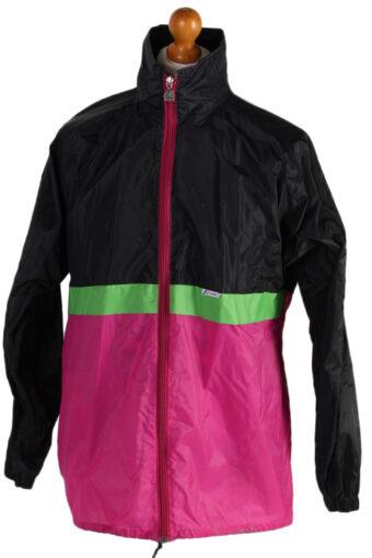 K Way Raincoat Waterproof Outdoor Jacket Windbreaker M