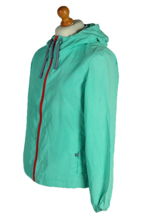Vintage Unbranded Raincoat Orange RC318-81705