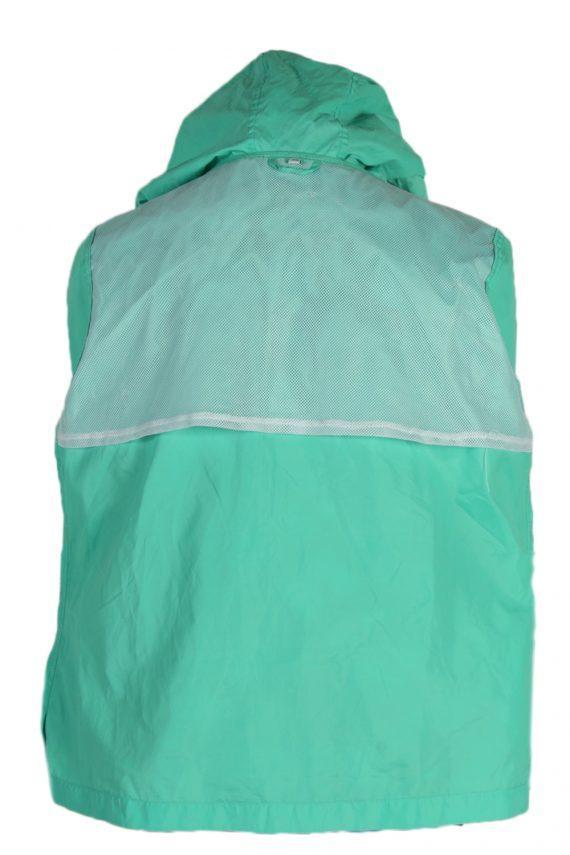 Vintage Unbranded Raincoat Orange RC318-81707