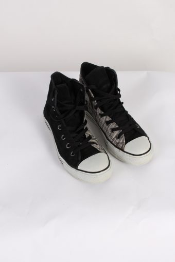 Vintage Converse All Star High Tops UK M/5.5 F/7.5 Multi